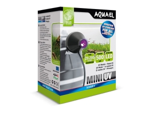 AQUAEL Sterylizator MINI UV LED - STOP GLONY !